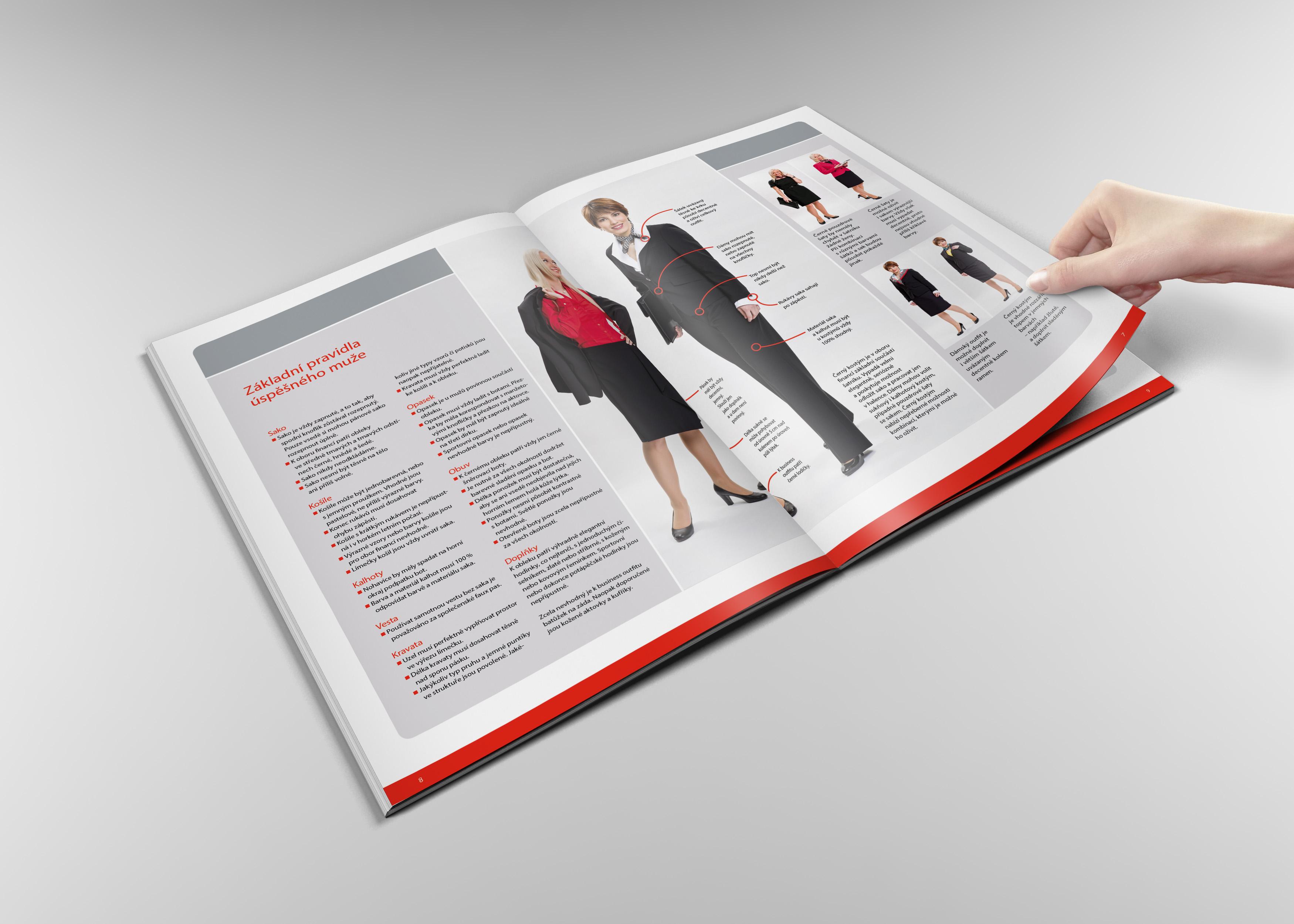 Brožura Dokonalý outfit-3