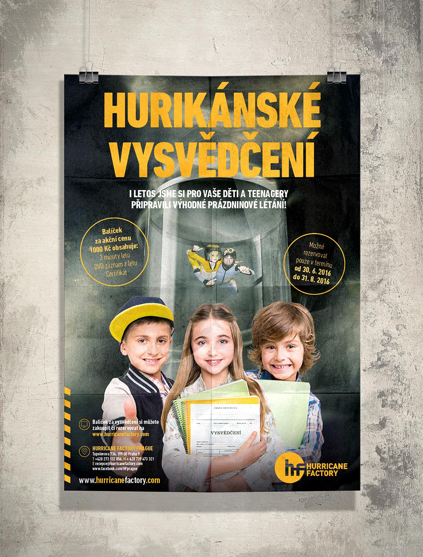 Plakáty Hurricane Faktory-2